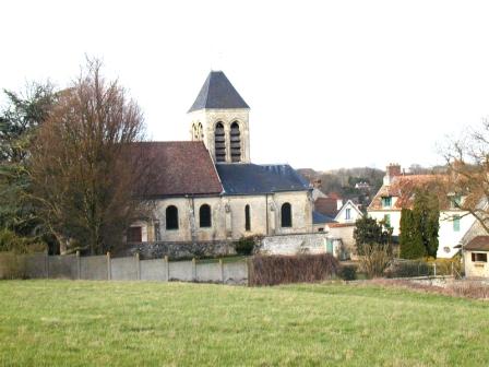 Eglise de Oinville sur Montcient